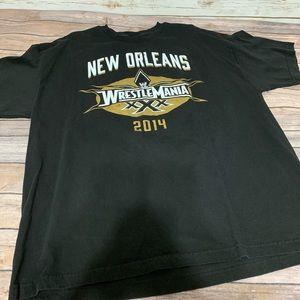 Wrestlemania XXX 30 Short Sleeve T-shirt